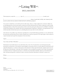 free last will and testament form from pa sample resume