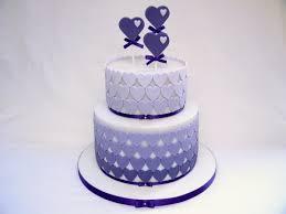 heart wedding cake purple heart wedding cake cake by natalie king cakesdecor