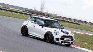 mini cooper modified 2017 mini john cooper works challenge four laps of fun roadshow