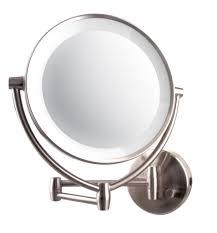 travel lighted magnifying makeup mirror descargas mundiales com