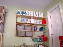 garage organization for families hgtv mso1104 1j cleaningsuppliesonshelves