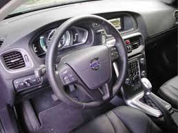 volvo hatchback interior the 2013 volvo v40 a worthy contender inquirer business