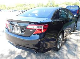 toyota camry trunk pre owned 2014 toyota camry se sport sedan in fayetteville