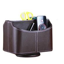 Desk Storage Containers Popular Leather Storage Containers Buy Cheap Leather Storage
