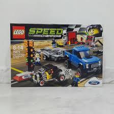 lego ford truck lego 75875 ford f 150 raptor u0026 ford model a rod toyspree