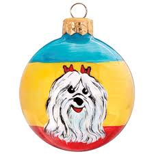 ornaments a of dogs lover gifts for the