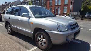 used hyundai santa fe petrol for sale motors co uk