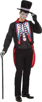 day of dead costume men s day of the dead costume costumes