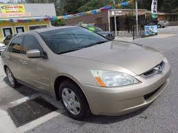 2005 Honda Accord Interior Gold Honda Accord In Tampa Fl For Sale Used Cars On Buysellsearch