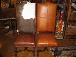 other rustic leather dining room chairs unique on other rustic
