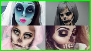 Halloween Makeup Ideas Women Halloween Makeup Women Ideas 2017 Halloween Makeup Ideas Easy