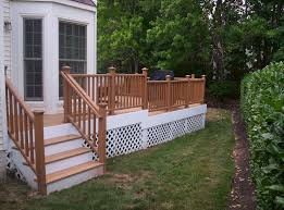 Ideas For Deck Handrail Designs Custom Deck Handrail 100s Of Railing Ideas And Designs Patio