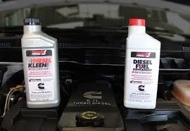 Dodge Ram Cummins Diesel Fuel Economy - for first time cummins recommends fuel additives for its diesel