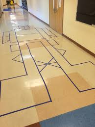 teaching area and perimeter students create a floor plan of