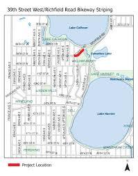 Minneapolis Neighborhood Map Richfield Rd 39th St W City Of Minneapolis