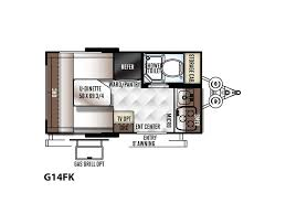 rockwood floor plans 2018 forest river rockwood geo pro g14fk murray ut rvtrader com