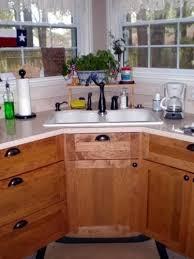 Kitchen Corner Sink by 40 Best Corner Sink Kitchens Images On Pinterest Corner Sink