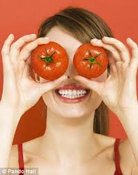 foods to boost your eyes and beat eye problems daily mail online