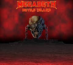 custom photo album covers custom album cover megadeth devils island by rubenick on deviantart