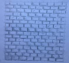 Brick Wall by How To Draw A Brick Wall Step By Step Youtube