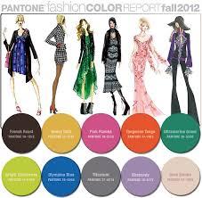 pantone color report haute fall colors pantone fashion color report for fall 2012