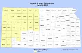 Kansas Counties Map New Order Declares 72 Kansas Counties Drought Free Kmuw