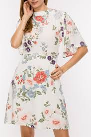 print dress favlux floral print dress from new york city by dor l dor shoptiques