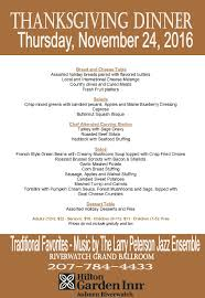 thanksgiving thanksgiving dinner menu remarkable exles best