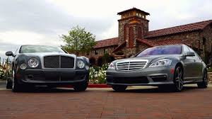 bentley driveway mercedes benz s65 amg vs bentley mulsanne head 2 head episode