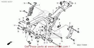 honda cb600f hornet 1999 x european direct sales kph frame body