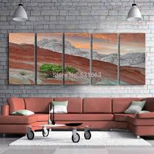 Painting Home Decor by Online Get Cheap Hill Oil Aliexpress Com Alibaba Group