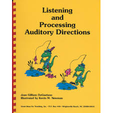 auditory processing worksheets worksheets