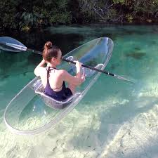 clear kayak i need to take a ride on a clear kayak unilad adventure