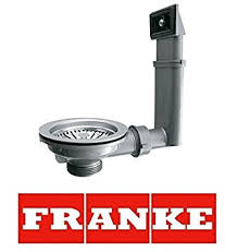 Genuine Franke Kitchen Single  Bowl Kitchen Sink Waste - Kitchen sink waste kit