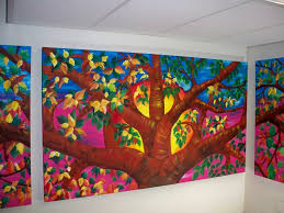 modern mural movable murals wall designs by emida