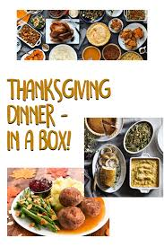 thanksgiving dinner in a box hello subscription
