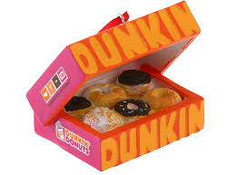 dunkin donuts ornaments 2014 coffee house collectibles