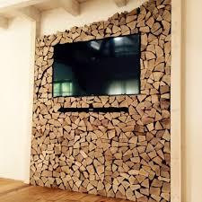 Wohnzimmer Deko Wand Gemütliche Innenarchitektur Wohnzimmer Dekoration Holz