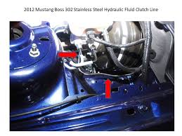 2005 mustang clutch clutch issue master brake cylinder the mustang source ford