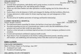 Health Insurance Resume Sample by Behavioral Health Counselor Resume Sample Reentrycorps