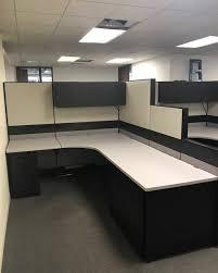 Herman Miller Reception Desk Herman Miller Q 6x8 Cubicle Office Furniture Chicago New