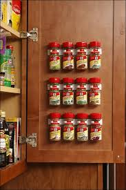 Best Spice Rack With Spices Kitchen Magnificent Designer Spice Rack Spice Caddy Cabinet