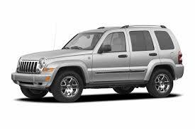 2005 jeep liberty crash test ratings