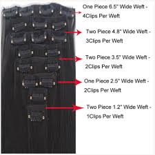 Very Cheap Clip In Hair Extensions by 8 Piece 18 Cilps Clip In Hair Extensions Full Head 17 Inches Curly