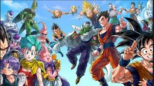 dragon ball series updated