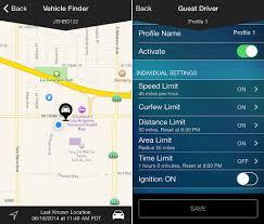 lexus enform connect to vehicle app that monitors driving popsugar tech