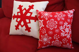 snowflake pillow tutorial diary of a quilter a quilt blog
