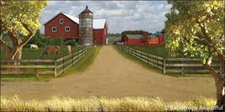 backdrops beautiful farm house backdrop 2 backdrops beautiful