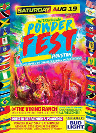 the lights festival houston 2017 the 2nd annual international powder fest hits houston houston