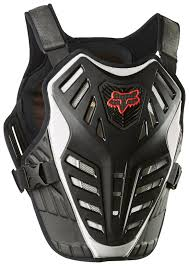 fox motocross body armour fox racing titan race subframe ce cycle gear